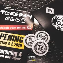21.Januar - Der vorletzte TuesdayClub im U4 011